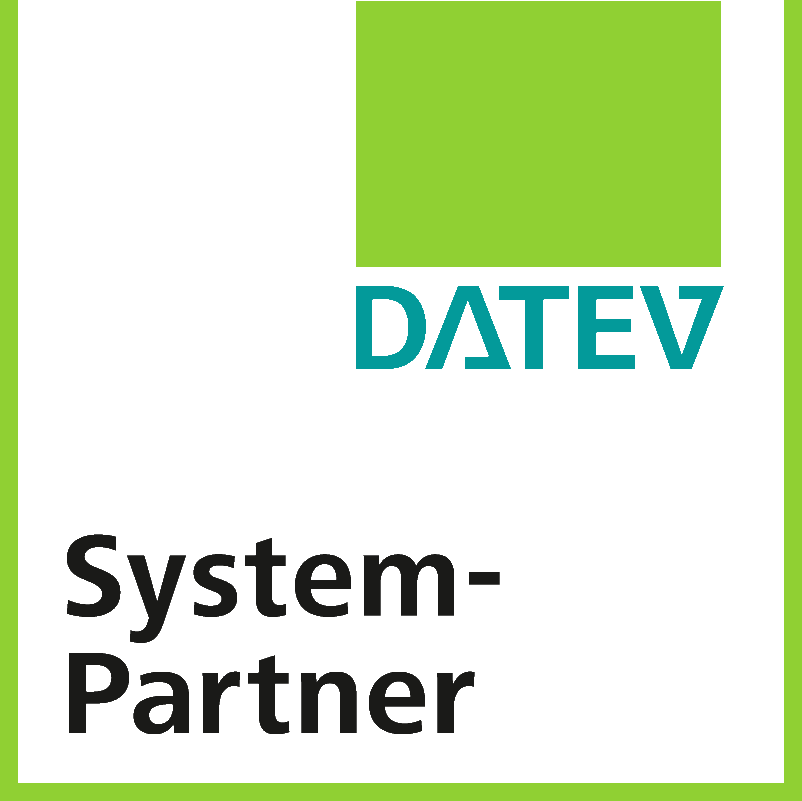 Datev System Partner Logo